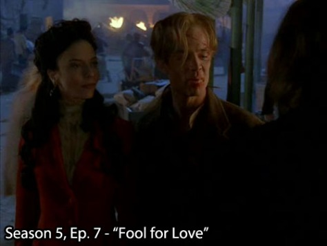 s5xe7 - fool for love