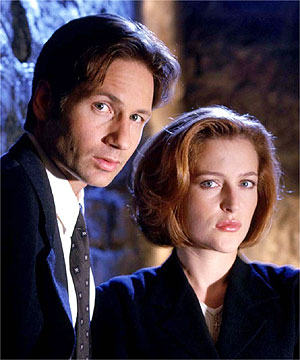 Fox Mulder/Dana Scully
