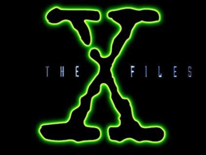 """""""X-Files"""" Logo"""