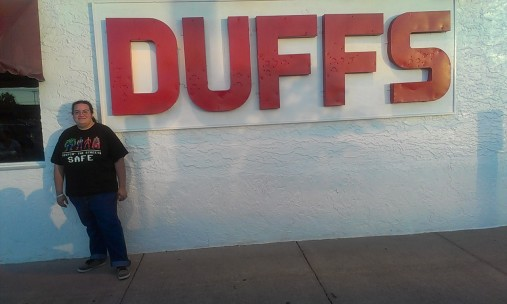 Duff's = awesome wings