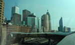 Downtown Toronto skyline from MTCC