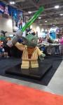Lego Yoda!