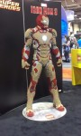 Lego Iron Man! Bad-motherf'in'-ass!