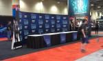 SHOWCASE meet-n-greet area for their celebs