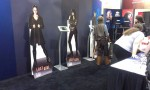 LOST GIRL stand-ups of Bo, Kenzi and Dyson