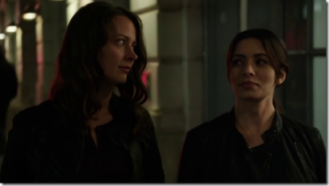 "This Could Take All Night…"" – Root & Sameen Shaw, PERSON OF"