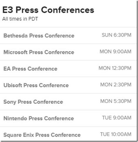 e3-schedule