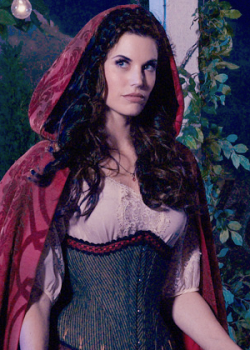 Red Riding Hood - Credit: OUAT Wiki